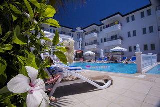 Hotel   Türkische Riviera,   Adora Apart in Side  in der Türkei in Eigenanreise