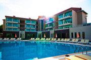 Hotel   Türkische Riviera,   Löwe in Side  in der Türkei in Eigenanreise