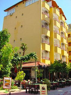 Mola Hotel in Alanya (Türkei)