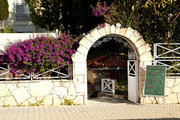 Nergos Villa Gizem in Side (Türkei)