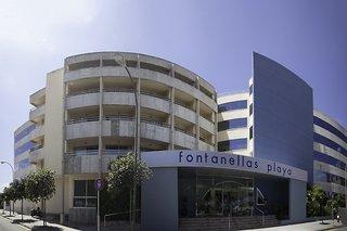 Aparthotel Fontanellas Playa in Can Pastilla (Spanien) mit Flug ab Hamburg