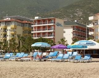 Hotel   Türkische Riviera,   Balik Hotel in Alanya  in der Türkei in Eigenanreise