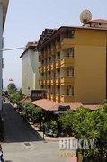 Hotel   Türkische Riviera,   Bilkay in Alanya  in der Türkei in Eigenanreise