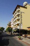 Hotel   Türkische Riviera,   Kleopatra in Alanya  in der Türkei in Eigenanreise