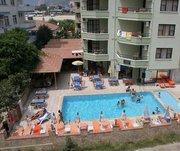 Hotel   Türkische Riviera,   Yeniacun in Alanya  in der Türkei in Eigenanreise