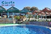 Hotel   Halbinsel Bodrum,   Siesta Beach Apartments in Gümbet  in der Türkei in Eigenanreise