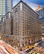 USA,     New York & New Jersey,     The Roosevelt Hotel in New York City - Manhattan  ab Saarbrücken SCN