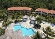Das Hotel The Crown Suites in Playa Cofresi