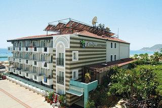 Hotel   Türkische Riviera,   Palmiye Beach Hotel in Alanya  in der Türkei in Eigenanreise
