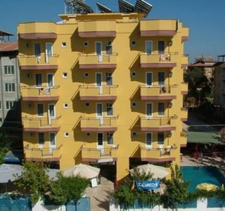 Hotel   Türkische Riviera,   Moonlight in Alanya  in der Türkei in Eigenanreise