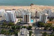 Hotel   Algarve,   Atismar in Quarteira  in Portugal in Eigenanreise