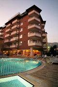 Hotel   Türkische Riviera,   Sultan Keykubat in Alanya  in der Türkei in Eigenanreise
