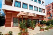 Hotel   Türkische Riviera,   Capris Apart in Alanya  in der Türkei in Eigenanreise