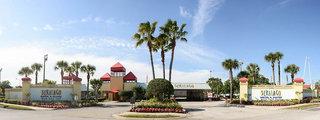 Billige Flüge nach Orlando, Florida & Seralago Hotel & Suites Maingate East in Kissimmee