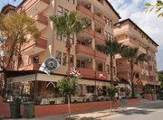 Hotel   Türkische Riviera,   Maren Beach in Alanya  in der Türkei in Eigenanreise