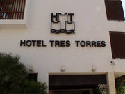 Tres Torres in Santa Eulalia del Rio  ab Saarbrücken