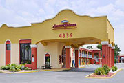 Hotel Howard Johnson Express Inn Suites Lake Front Park   in Kissimmee USA Westküsten-Staaten