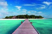 Malediven,     Malediven - Nord Male Atoll,     Banyan Tree Vabbinfaru in Nord Male Atoll  ab Saarbrücken