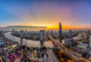 Billige Flüge nach Bangkok & H-Residence Sathorn in Bangkok