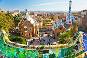 Spanien,     Barcelona & Umgebung,     Bagues in Barcelona  ab Saarbrücken SCN
