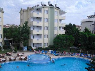 Hotel   Türkische Riviera,   Melissa Garden in Side  in der Türkei in Eigenanreise