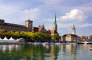 Schweiz,     Zürich Stadt & Kanton,     Hotel Glockenhof Zurich in Zürich  ab Saarbrücken SCN