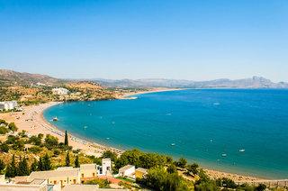 Hotel Griechenland,   Rhodos,   Achousa Hotel in Faliraki  auf den Griechische Inseln in Eigenanreise