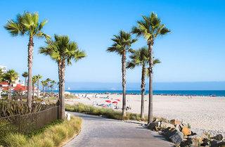 USA,     Kalifornien,     Blue Sea Beach Hotel in San Diego  ab Saarbrücken SCN