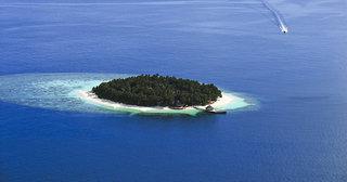 Malediven,     Malediven - Nord Male Atoll,     Angsana Ihuru in Ihuru Island  ab Saarbrücken SCN