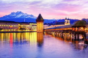 Schweiz,     Luzern Stadt & Kanton,     Art Deco Montana in Luzern  ab Saarbrücken SCN