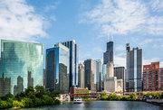 Billige Flüge nach Chicago & Crowne Plaza Chicago West Loop in Chicago