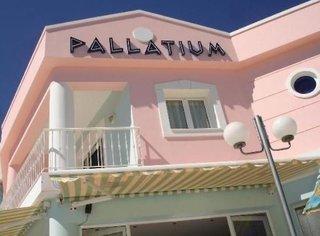 Hotel Griechenland,   Kreta,   Pallatium Apartments in Gouves  auf den Griechische Inseln in Eigenanreise