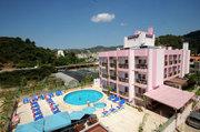 Hotel   Türkische Ägäis,   Rosy Hotel in Marmaris  in der Türkei in Eigenanreise
