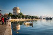 Griechenland,     Chalkidiki,     Mediterranean Palace in Thessaloniki  ab Saarbrücken SCN