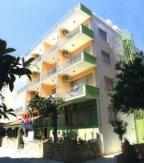Hotel   Türkische Riviera,   Kleopatra Bebek Hotel in Alanya  in der Türkei in Eigenanreise