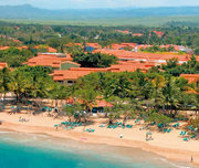 Das Hotel Grand Ventana Beach Resortsesort in Playa Dorada