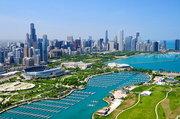 USA,     Illinois,     The Peninsula Chicago in Chicago  ab Saarbrücken SCN