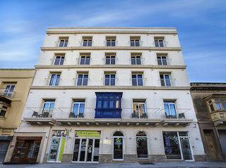 Hotel Malta,   Malta,   ST Blubay Apartments in Sliema  auf Malta Gozo und Comino in Eigenanreise