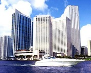 USA,     Florida -  Ostküste,     InterContinental Miami in Miami  ab Saarbrücken SCN