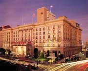 USA,     Kalifornien,     The Fairmont San Francisco in San Francisco  ab Saarbrücken SCN