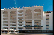 Hotel   Algarve,   Algar in Armaçao de Pêra  in Portugal in Eigenanreise