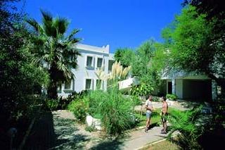 Hotel   Halbinsel Bodrum,   Atrium in Bodrum  in der Türkei in Eigenanreise