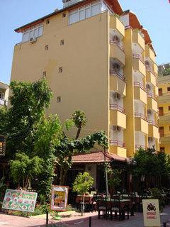 Hotel   Türkische Riviera,   Mola Hotel in Alanya  in der Türkei in Eigenanreise