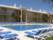 Hotel   Algarve,   Jardins Vale Parra in Albufeira  in Portugal in Eigenanreise