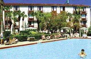 Billige Flüge nach Miami, Florida & Monumental Movieland Hotel in Orlando