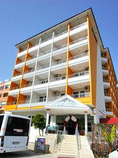 Hotel   Türkische Riviera,   Arsi Hotel in Alanya  in der Türkei in Eigenanreise