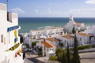 Hotel   Algarve,   Soldoiro in Albufeira  in Portugal in Eigenanreise