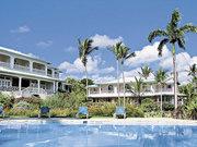 Das Hotel Villa Serena in Las Galeras
