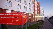 Billige Flüge nach Hamburg (DE) & AMEDIA Hotel Hamburg-Moorfleet in Hamburg