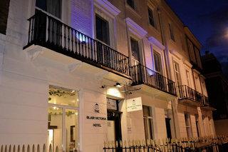 Billige Flüge nach London-Heathrow & Blair Victoria & Tudor Inn in London